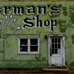 2nd Hand Shop by Bill Wolff