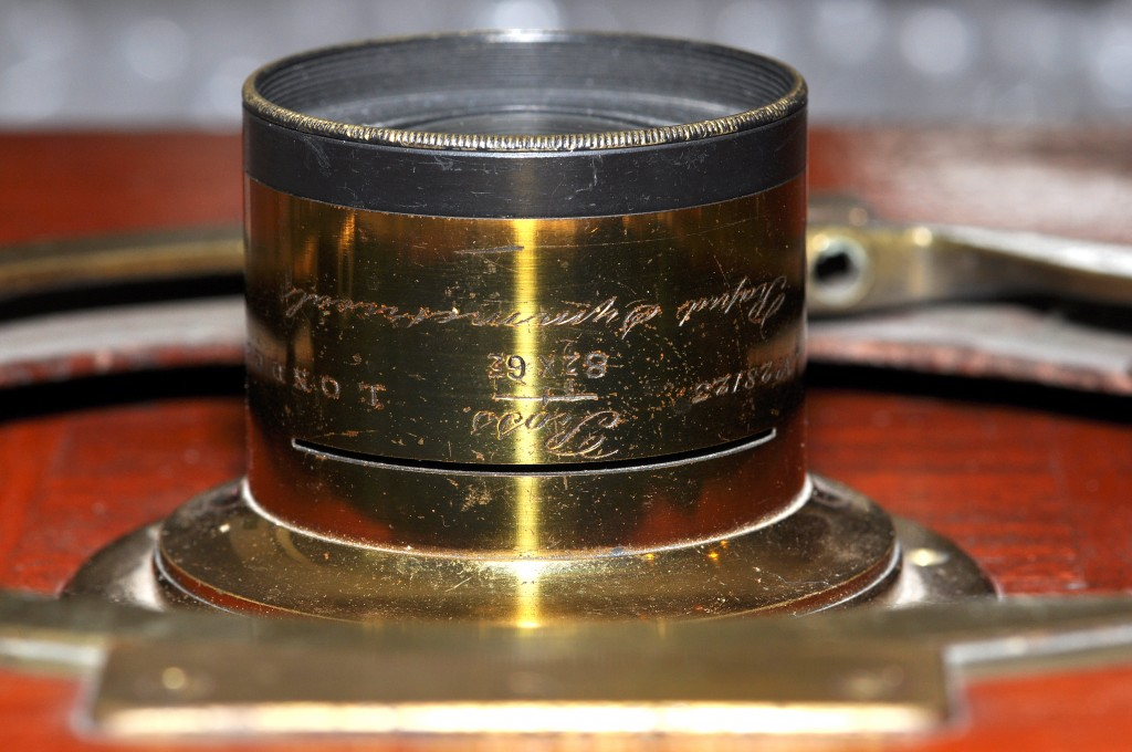 Ross Lens in Billcliff Camera