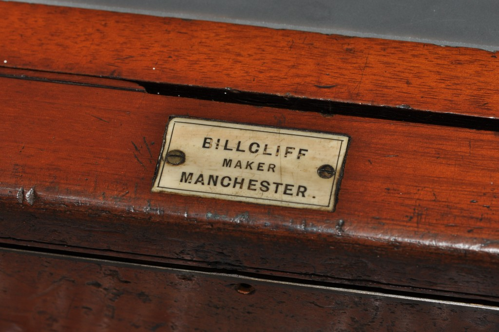 Billcliff Maker Label